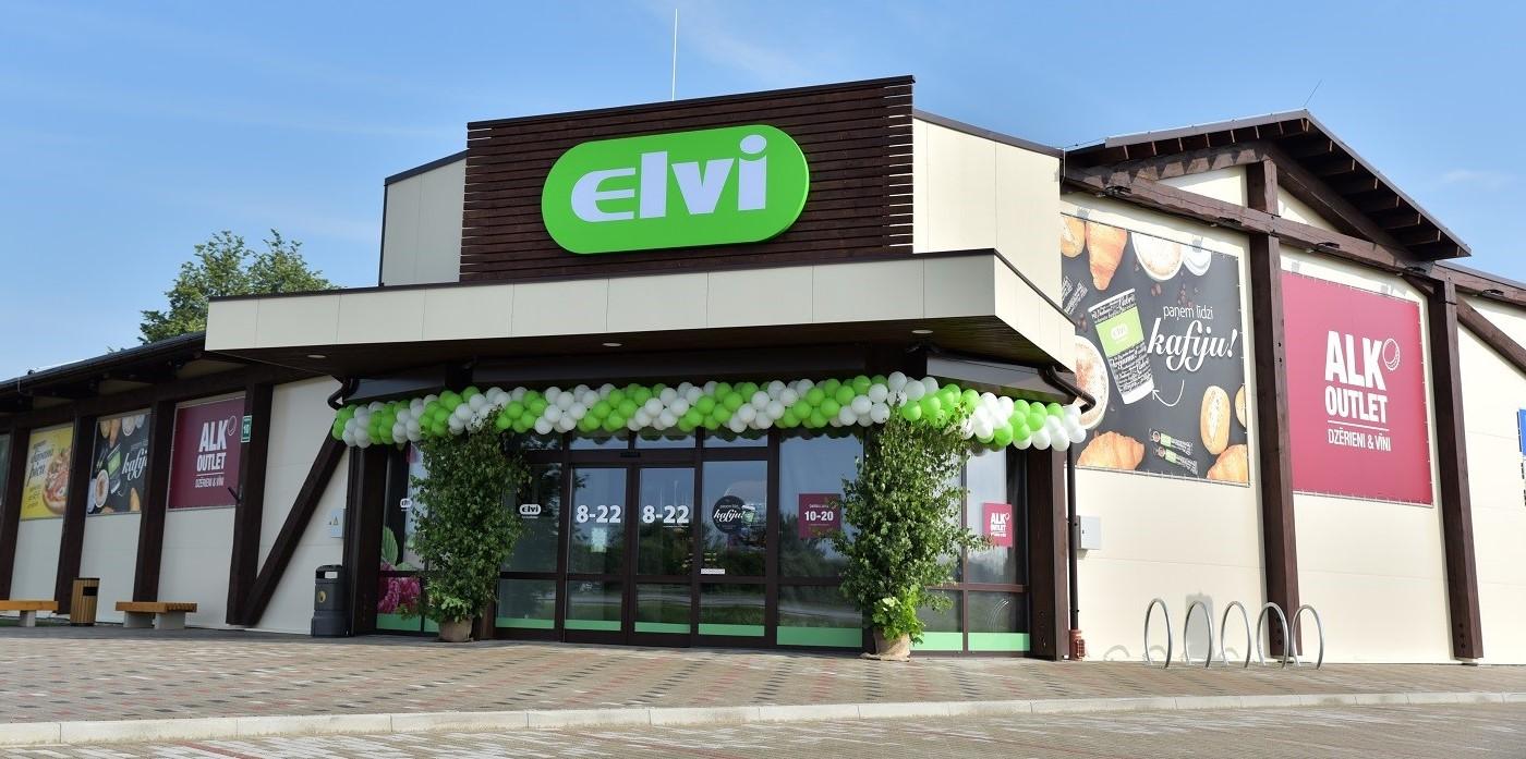 Veikalu tīkli ELVI & ALK Outlet iegūst no EDA