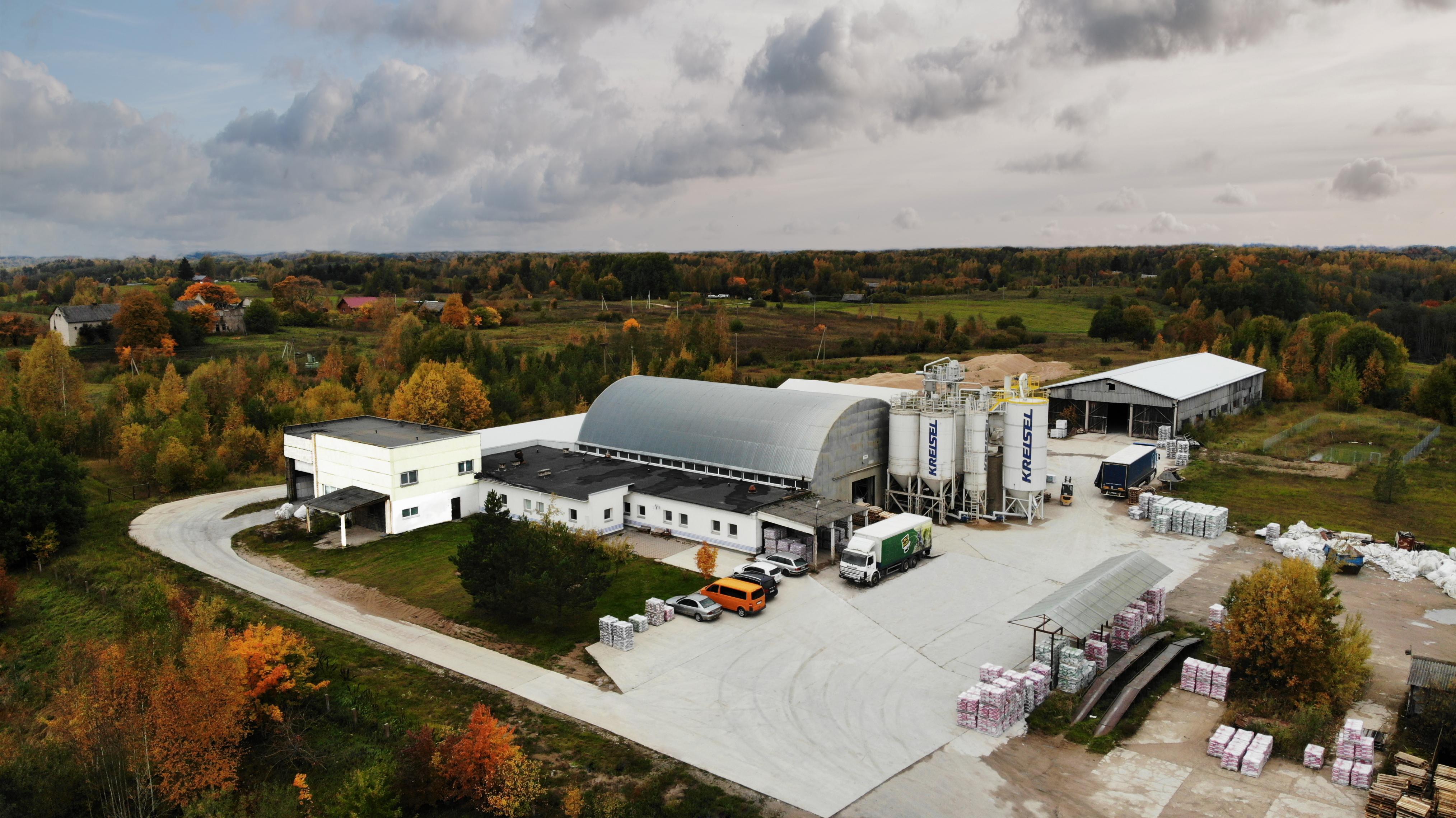 Kreisel Vilnius – ar EDI pretim kvalitātei