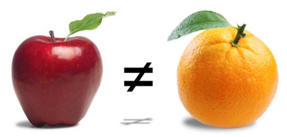 EDI un e-rēķini: āboli pret apelsīniem