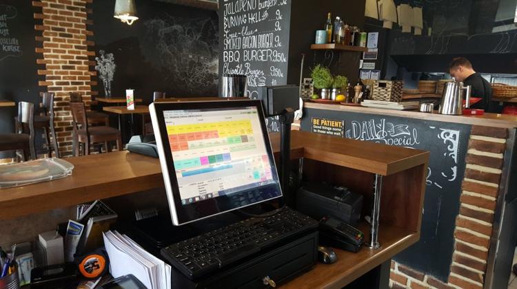 1500 restorāniem pieejama elektroniskā datu aprite